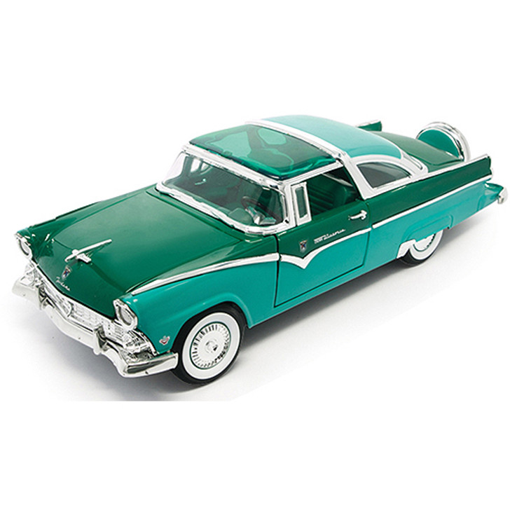 1955 Ford Crown Victoria - Green Main Image