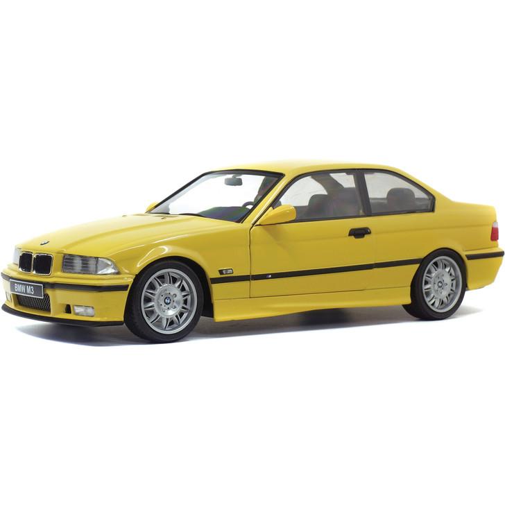 1990 BMW E36 M3 Coupe - Dakar Main Image