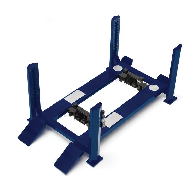 FOUR-POST LIFT - Blue Main Image