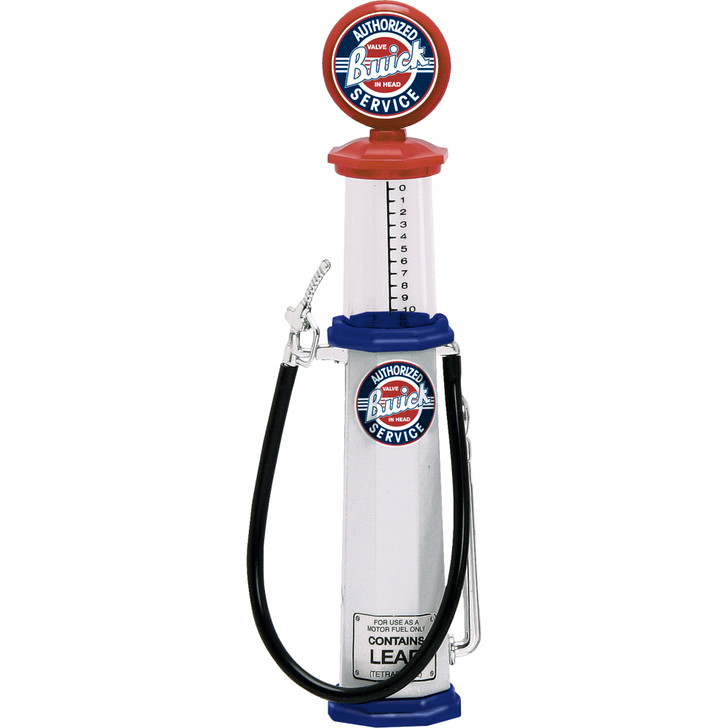 Buick Cylinder Style Vintage Gas Pump Main Image