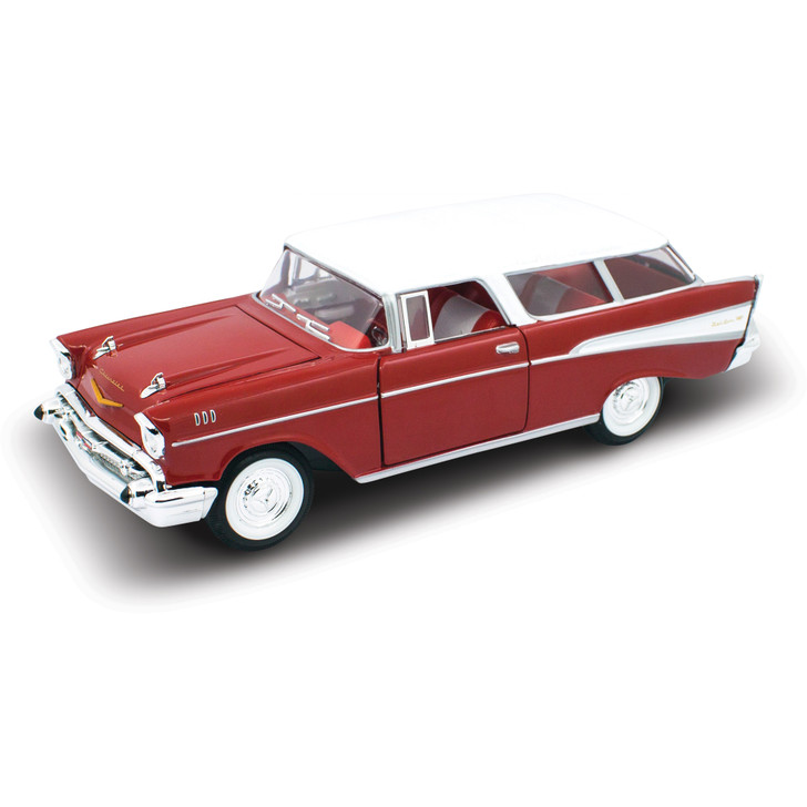 1957 Chevy Nomad Main Image