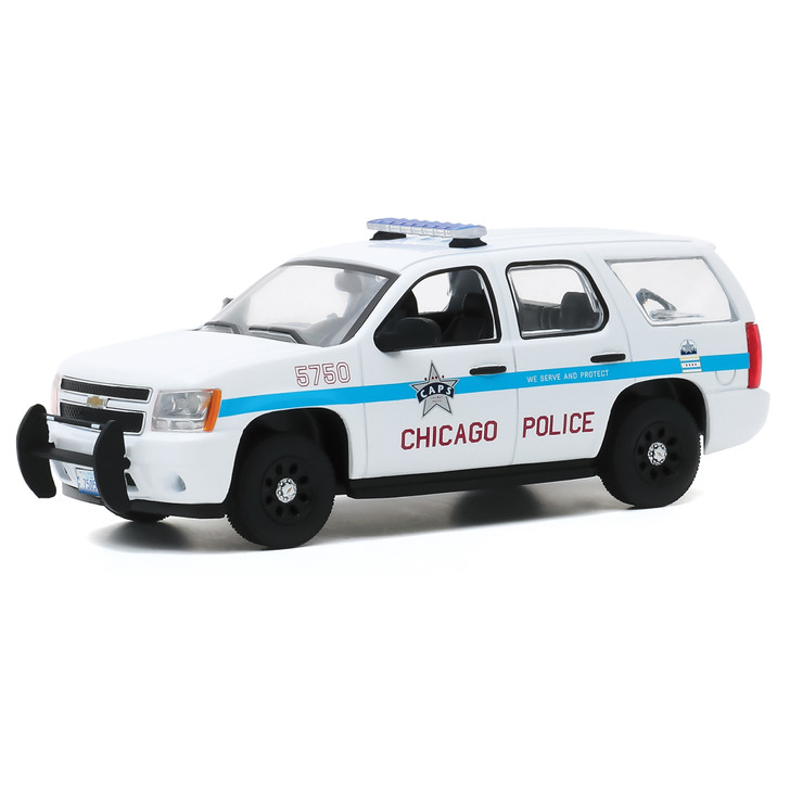 2010 Chevrolet Tahoe - City of Chicago Police Department Main Image