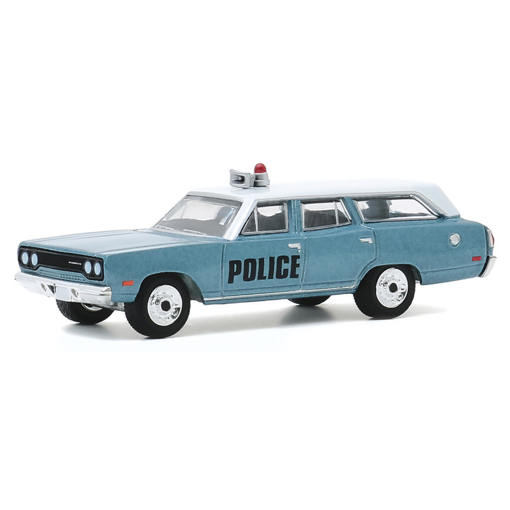 1970 Plymouth Belvedere Emergency Wagon Main Image