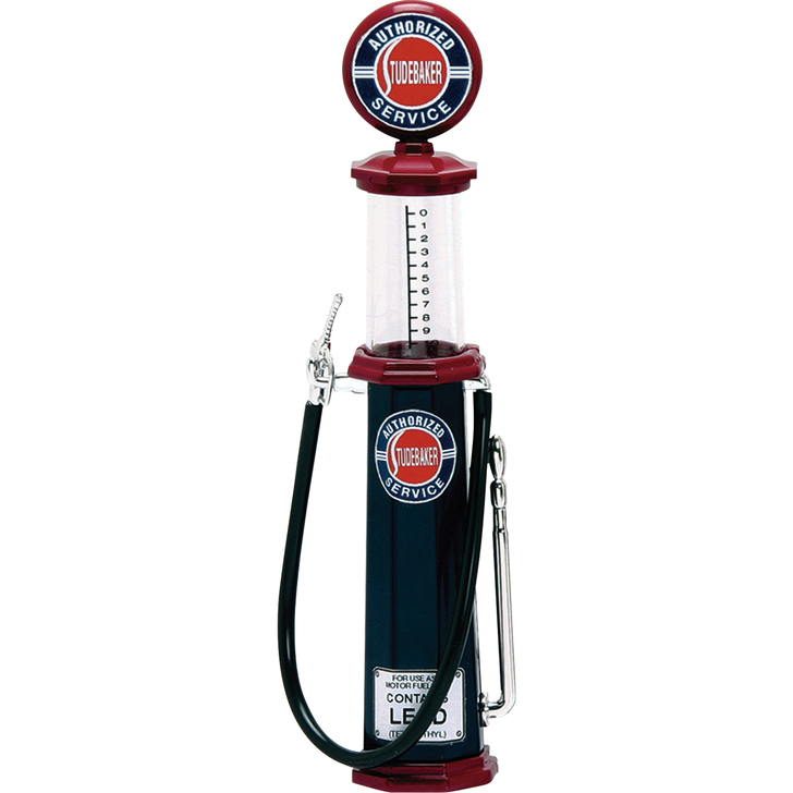 Studebaker Cylinder Style Vintage Gas Pump Main Image