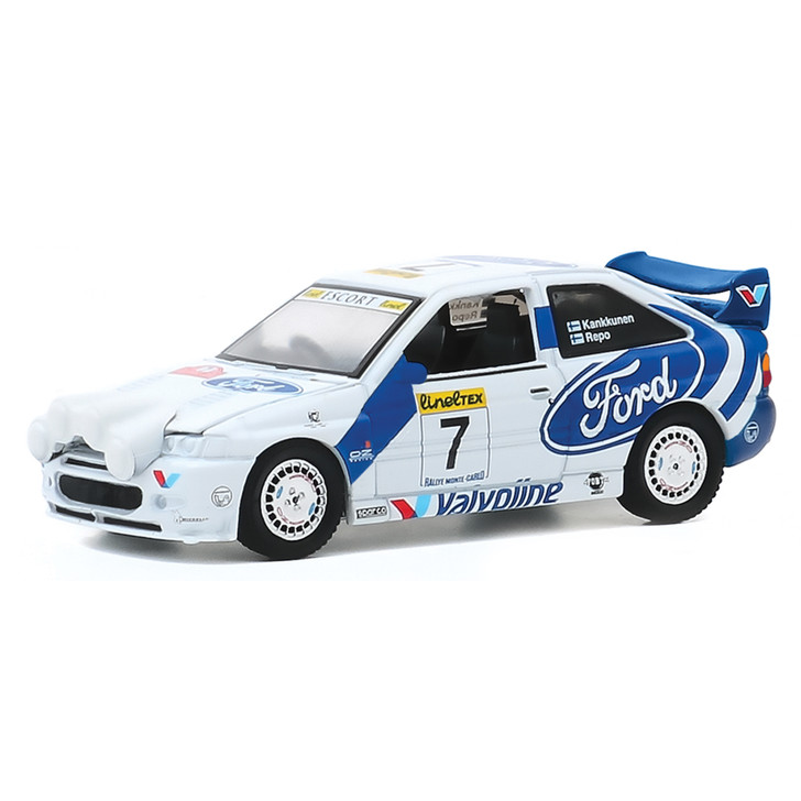 1996 Ford Escort RS Cosworth 1998 WRC #7 Rally Car Main Image