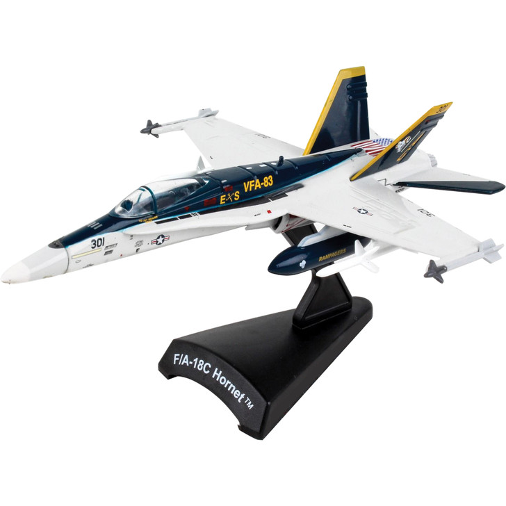 F/A-18? Rampagers VFA83 Main Image