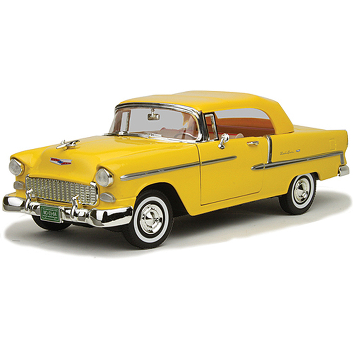 1955 Chevy Bel Air Top Up Convertible Main Image