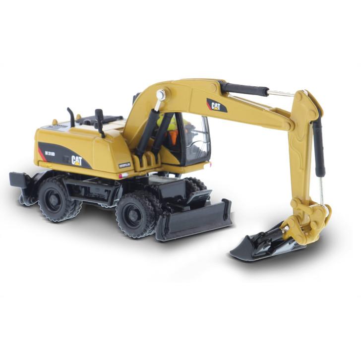 Caterpillar M318D Wheel Excavator Main Image