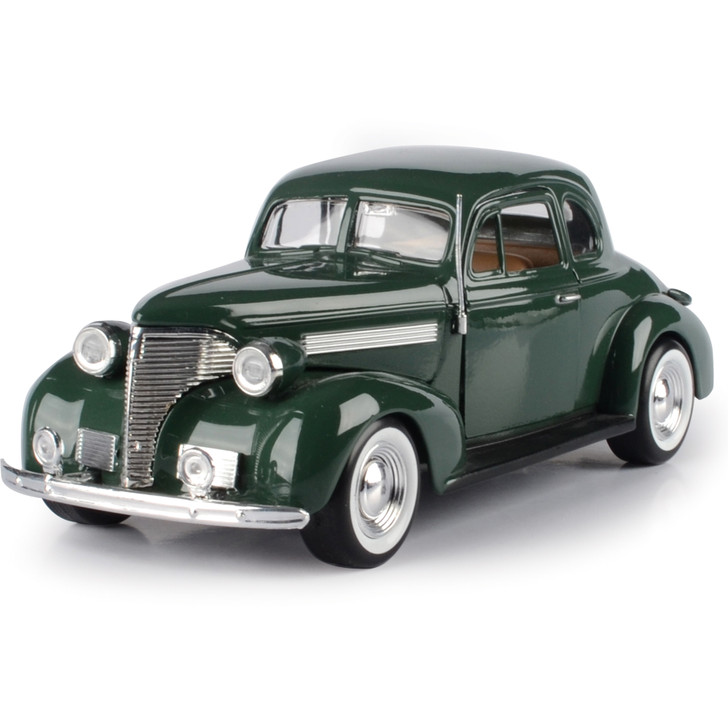 1939 Chevrolet Coupe - Green Main Image