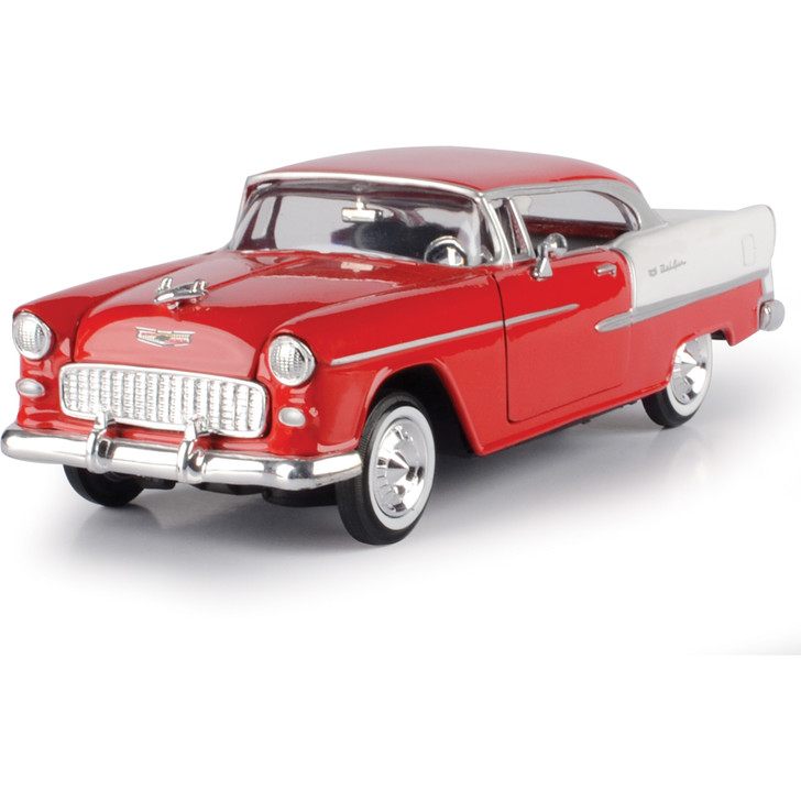 1955 Chevy Bel Air - Red Main Image