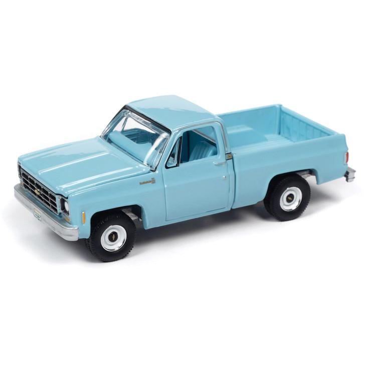 Hemmings 1979 Chevrolet Scottsdale - Blue Main Image