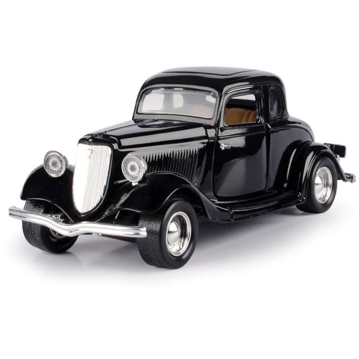1934 Ford Coupe Hardtop - Black Main Image