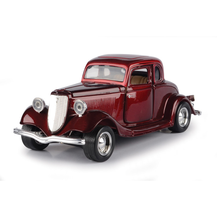 1934 Ford Coupe Hardtop - Red Main Image