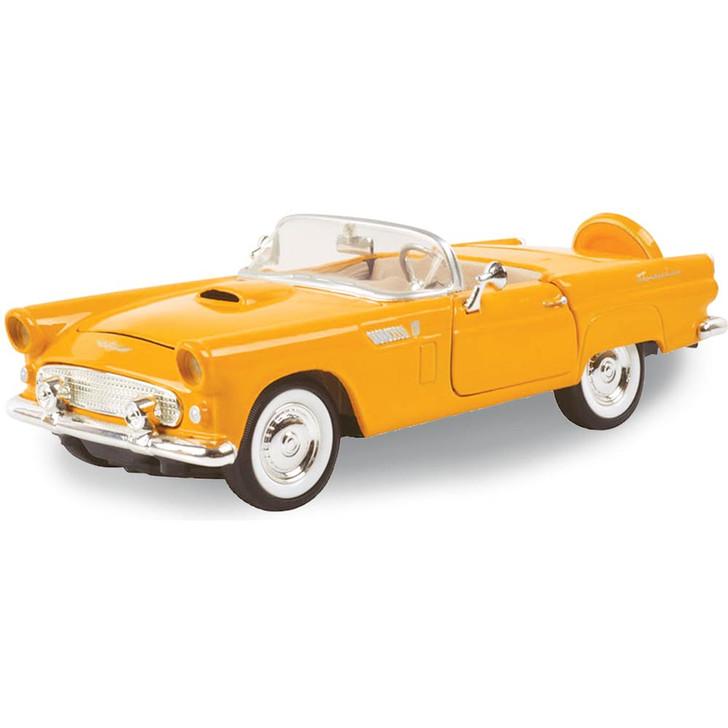 1956 Ford Thunderbird Convertible - Yellow Main Image