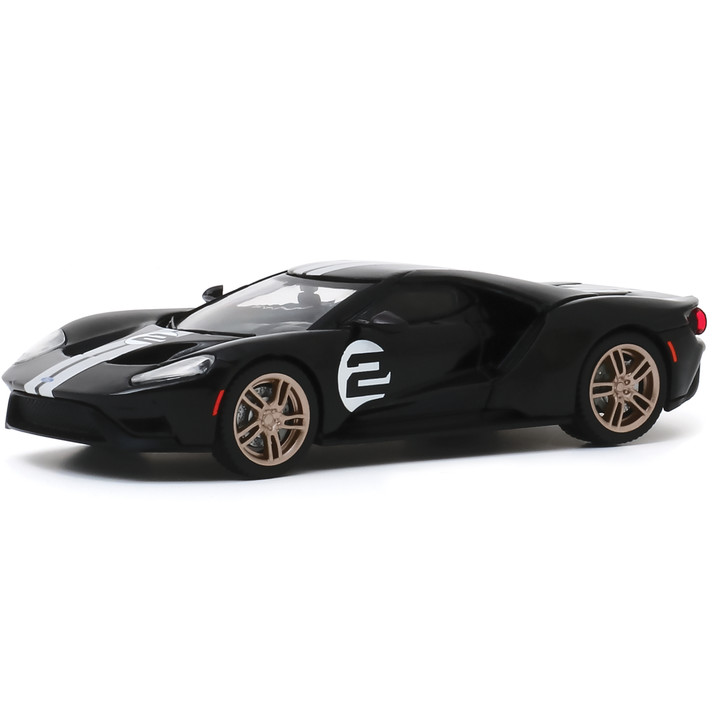 2017 Ford GT '66 Heritage Edition #2 Barrett-Jackson First Legally Resold 2017 Ford GT Main Image