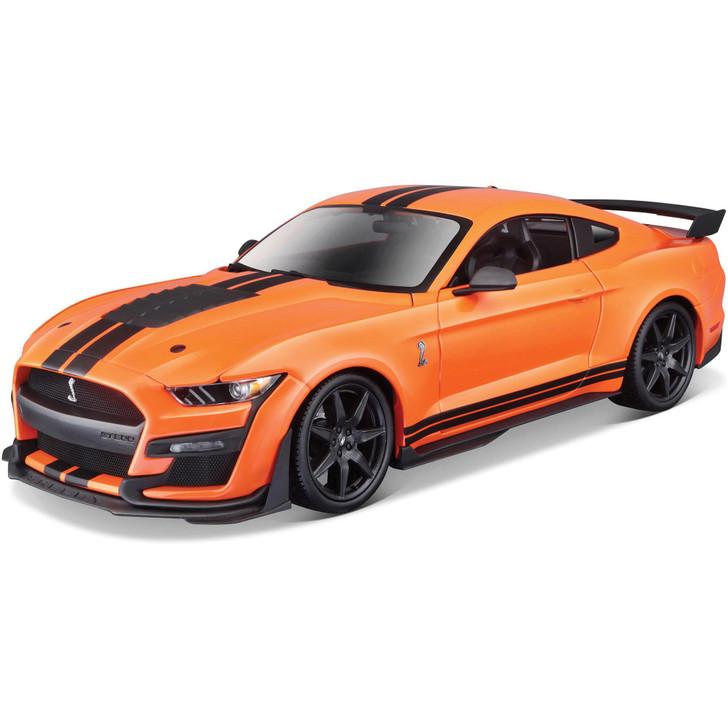 2020 Ford Shelby G.T. 500 - Orange Main Image