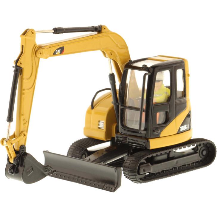 Caterpillar 308C CR Hydraulic Excavator Main Image