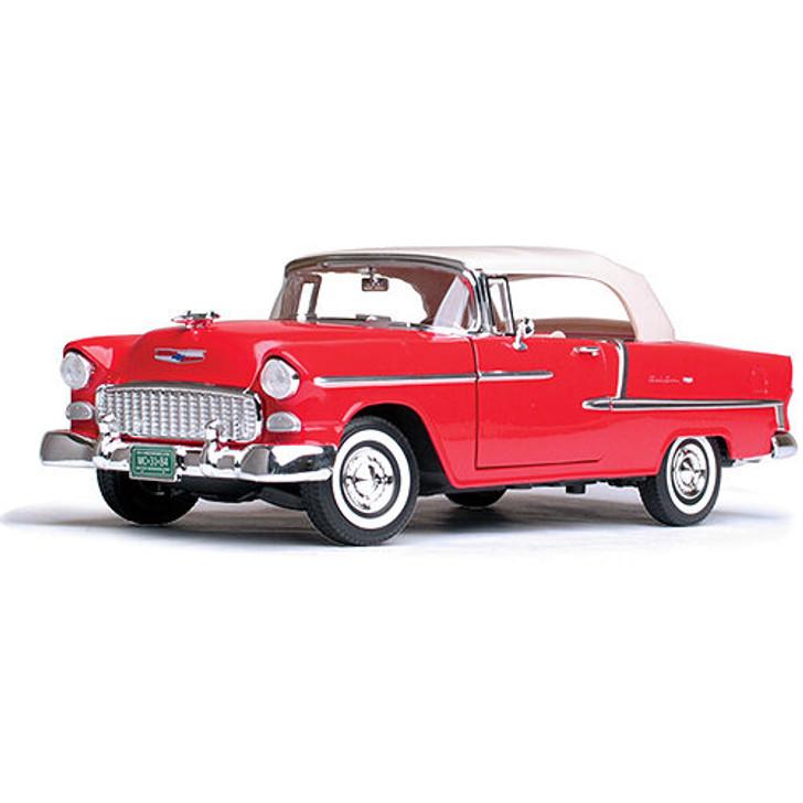 1955 Chevy Bel Air Soft Top Convertible Main Image