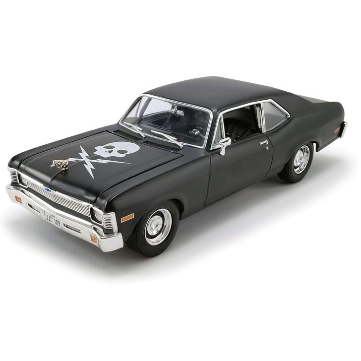 1971 Chevrolet Nova - Matte Black from Death Proof Main Image