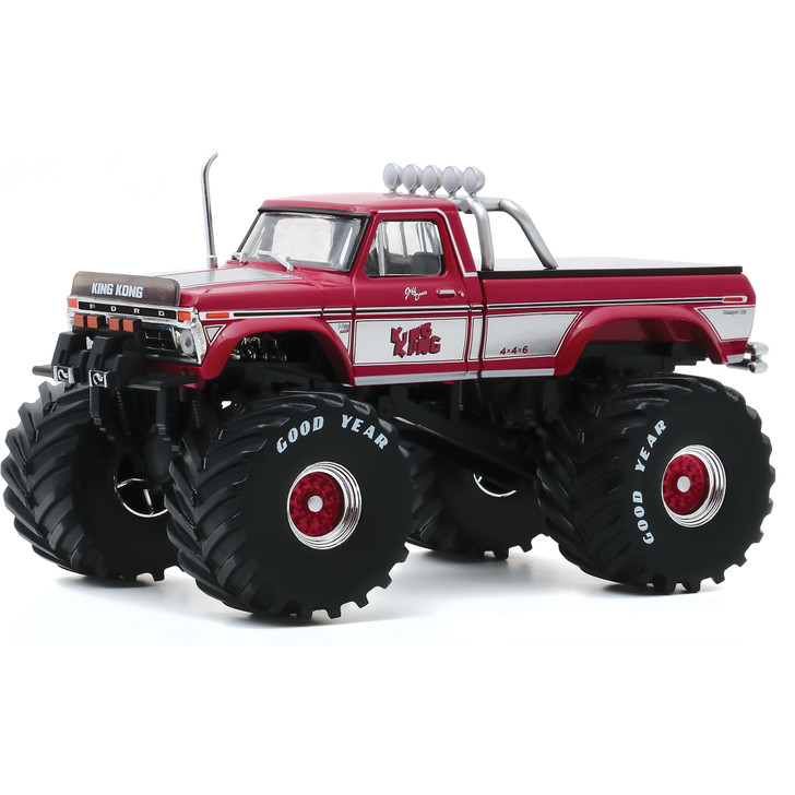 1975 King Kong Ford F-250 Monster Truck w/66-Inch Tires Main Image
