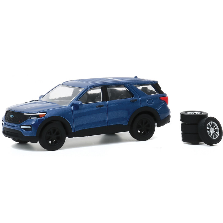 2020 Ford Explorer ST with Spare Tires Main Image