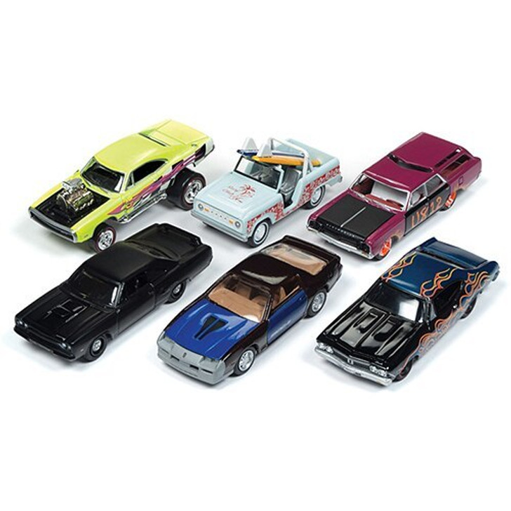 Johnny Lightning Speed Freaks Demolition Project Collection 164 Scale Diecast Model by Johnny Lightning 18425NX