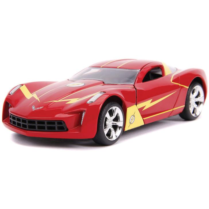 2009 Flash Corvette Stingray Concept Main Image