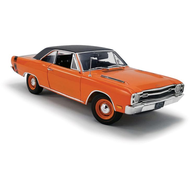 1969 Dodge Dart GTS 440 - Orange w/Black Vinyl Top Main Image