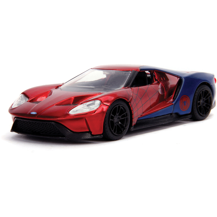 2017 Spider-Man Ford GT Hollywood Rides Main Image