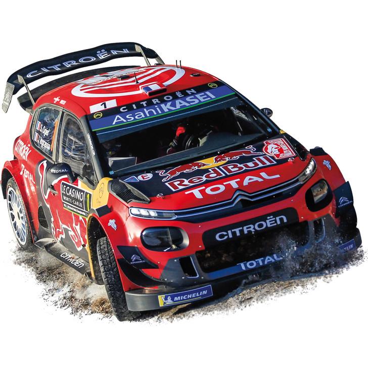 2019 Citroën C3 WRC N°1 - Winner Rallye de Monte-Carlo Main Image