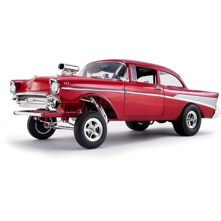 1957 Chevrolet Bel Air Rat Fink Gasser Main Image