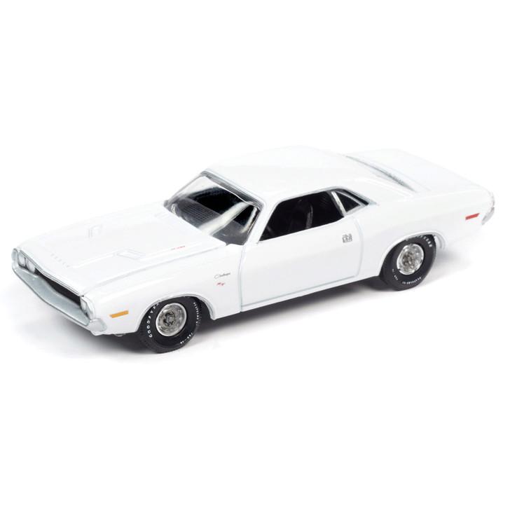 Hemmings 1970 Dodge Challenger R/T - White Main Image