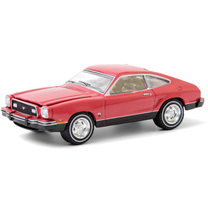 1976 Ford T5 Mustang - Bright Red Main Image