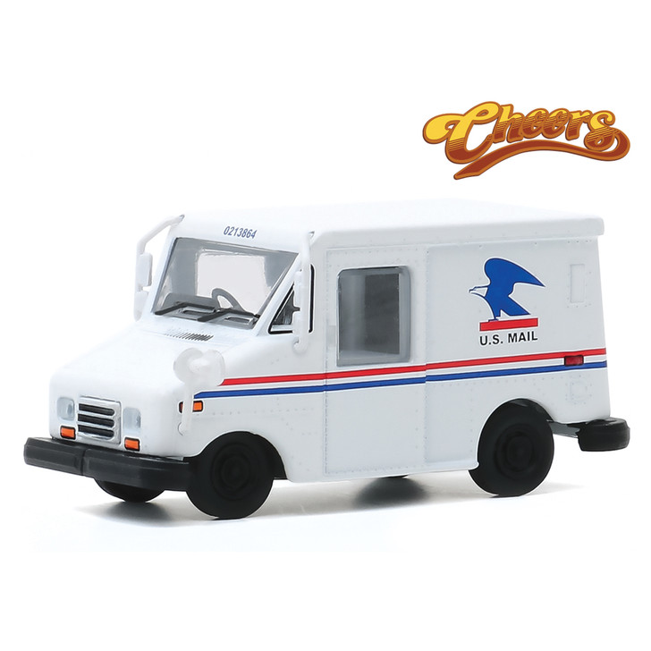 Cheers Cliff Clavin's U.S. Mail Long-Life Postal Delivery Vehicle Main Image