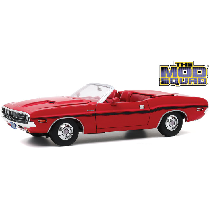 The Mod Squad 1970 Dodge Challenger R/T Convertible Main Image