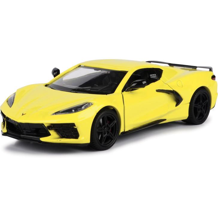2020 Corvette C8 - Yellow Main Image