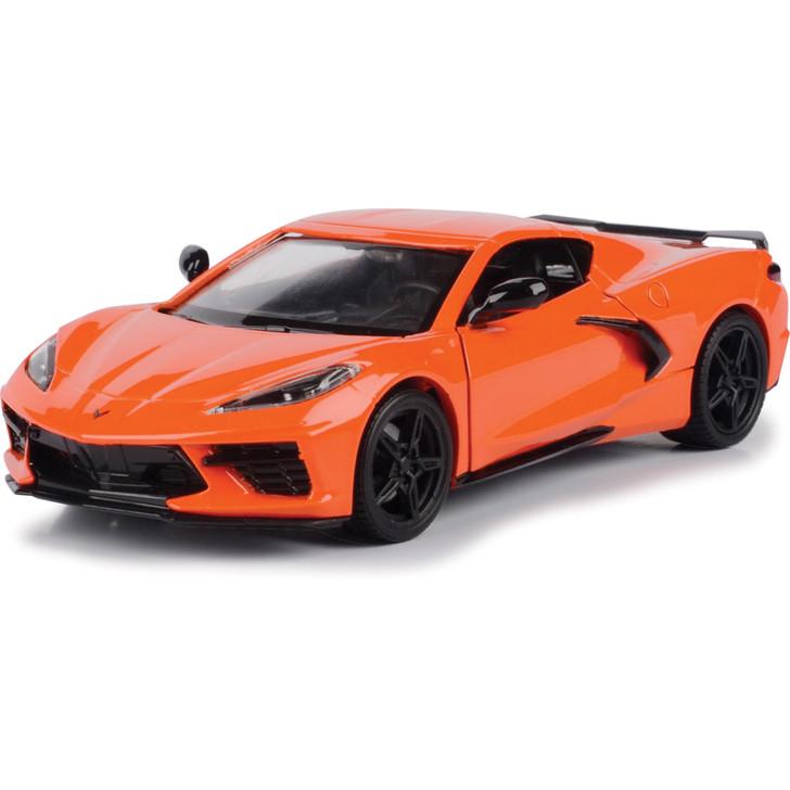 2020 Corvette C8 - Orange Main Image
