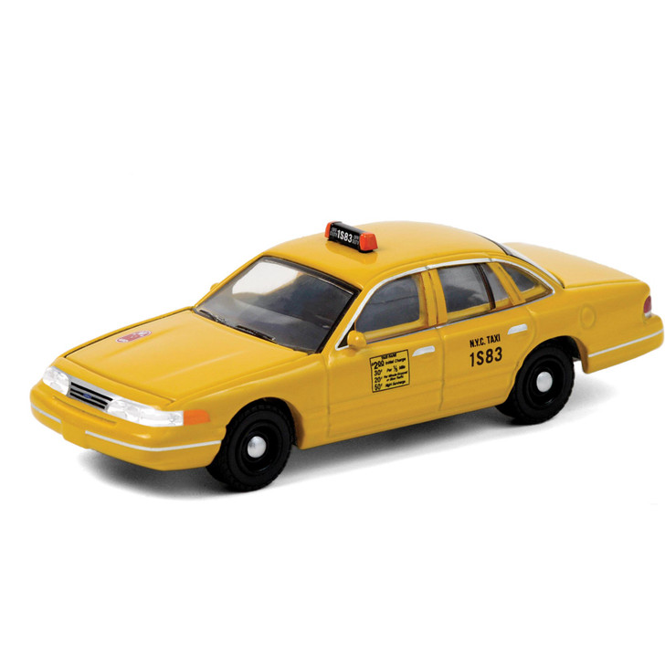 1994 Ford Crown Victoria NYC Taxi Main Image