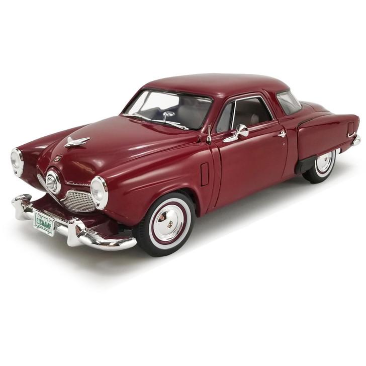 1950 Studebaker Champion Exclusive - Comanche Red Main Image