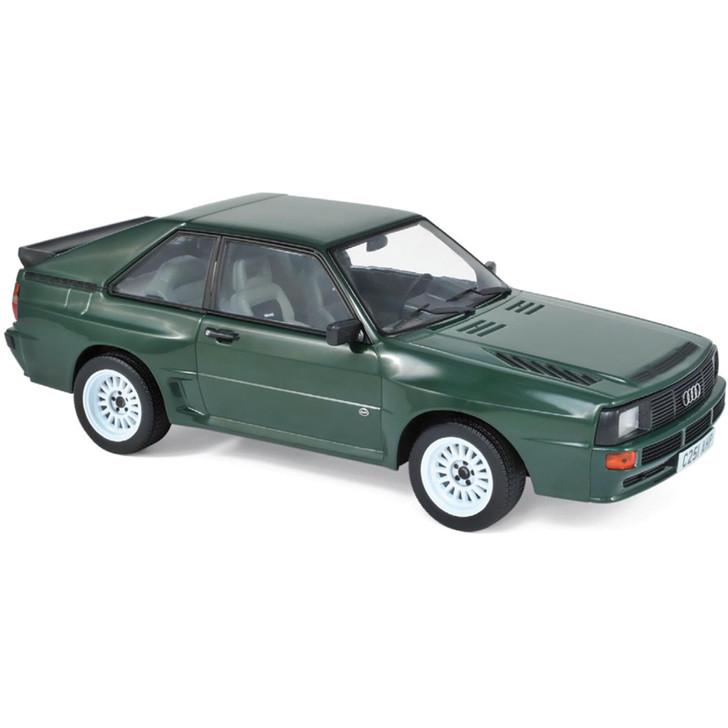 1985 Audi Quattro Sport - Dark Green Main Image