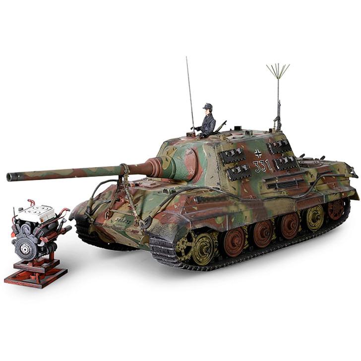 German Sd.Kfz.186 Panzerjager Tiger Ausf. B heavy tank Main Image