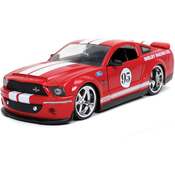 2008 FORD MUSTANG SHELBY G.T. 500KR BTM Main Image