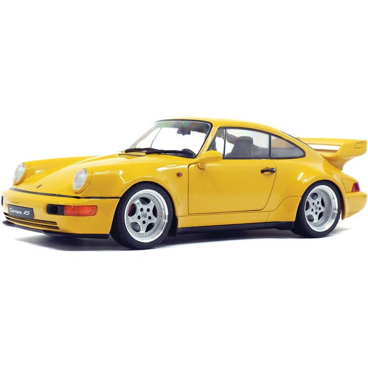 1990 Porsche 964 911 3.8 RS - Yellow Main Image