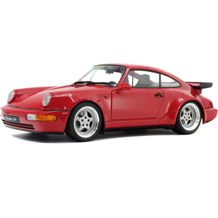 1990 Porsche 964 911 3.8 RS - Red Main Image