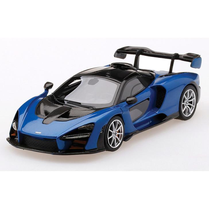 McLaren Senna Antares Blue Main Image
