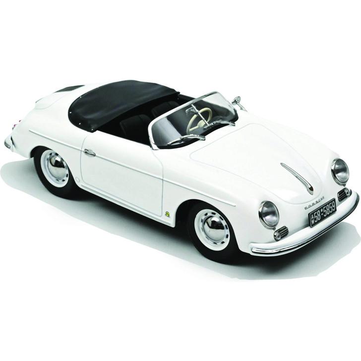 1954 Porsche 356 Speedster - White Main Image
