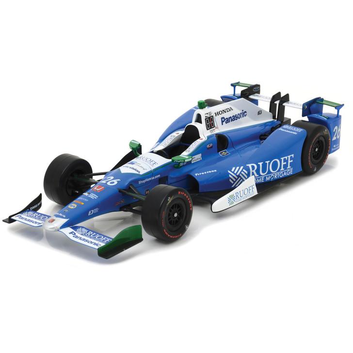 2017 Indy 500 Champion - Takuma Sato - #26 Andretti Autosport Racing Main Image