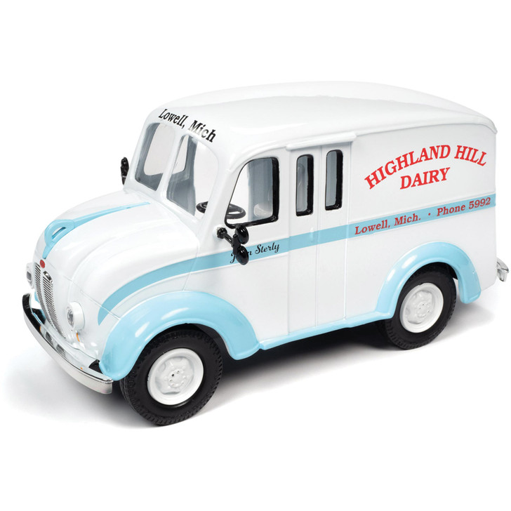 Divco Highland Dairy Delivery Truck Main Image