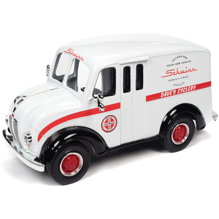 Divco Schwinn Bicycle Delivery Truck Main Image