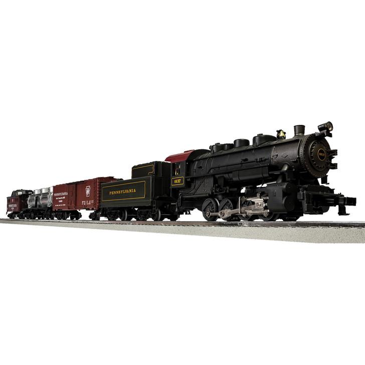 Pennsylvania Flyer LionChief 0-8-0 Electric Train Set Main Image